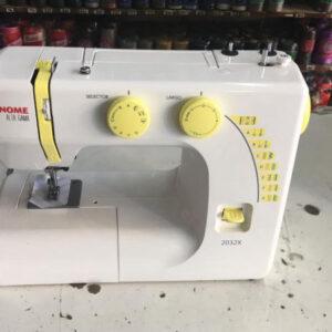 Máquina de coser familiarJanome 2032X nueva